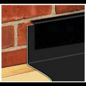 Metal Wall Flashing Trim for EPDM Rubber Roofing 3M Lead Alternative ALL SIZES