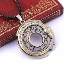 Unisex Metal Jewelry Amulet Pendant Necklace Lucky Protective Talisman Gift