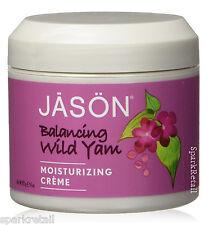 Jason Balancing WILD YAM Moisturizing Creme Moisturiser Hormone/Menopause 113g