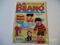 THE BEANO COMIC No. 2564 SEP 7th 1991 D.C.THOMSON & CO