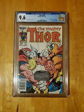 Thor (Mighty) 338 (1983); 2nd app & origin of Beta Ray Bill ; CGC 9.6 🔥 KEY