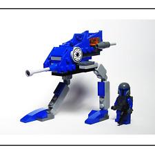 Shadow Walker AT-TRCT CUSTOM  Bauanleitung Instruction für LEGO ® Star Wars ™ ®