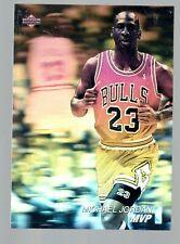 1991-92 Upper Deck Award Winner Holograms #AW4 Michael Jordan MVP