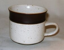 Denby Potter's Wheel RUSSET Speckled Cup Tea Coffee  ~ England ~ NEW/ OLD STOCK
