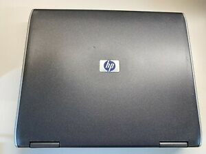 Rare vintage HP Compaq nx9010 complete laptop 60GB HDD with windows XP