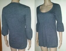 COUNTRY ROAD Size S Grey Wool Blend Jumper