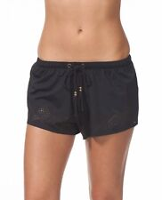 SALE! NEW RIP CURL SUMMERVILLE SURF SHORT BOARDIE Black small PP158 RP$44.50