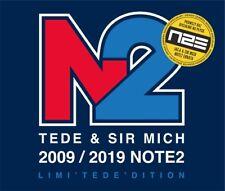 TEDE / SIR MICH - NOTE 2 +  NOTE 2 ERRATA / CD / POLONIACREW