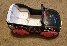 2009 Twilight Sparkle Black / Pink Convertible Toy Car My Little Pony Hasbro