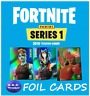PANINI FORTNITE Trading Cards ALL FOIL LISTING RARE EPIC LEGENDARY - YOU CHOOSE