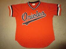 Baltimore Orioles 1980 MLB Baseball Wilson Jersey 46 LG L