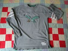 Mitchell And Ness Throwback Vintage Philadelphia eagles Sweater L