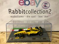 "DIE CAST "" JORDAN 199 - 1999 HEINZ - HARALD FRENTZEN "" FORMULA 1 COLLECTION 1/43"