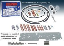 TransGo E4OD 4R100 Reprogramming Kit E4OD-HD2 1989-On New Fits Ford Lincoln