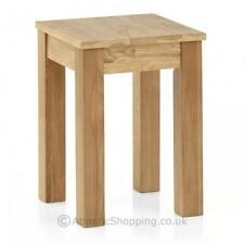 Solid Wood Less than 60cm Unbranded Traditional Tables