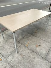 More details for amazing quality steelcase of america folding desks tables meeting 14 in stock
