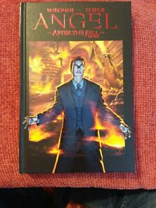 Angel After The Fall Volume 2 IDW Hardback Joss Whedon