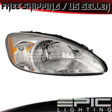 2000-2007 Ford Taurus Chrome Bezel Headlight Headlamp - Right Passenger Side RH
