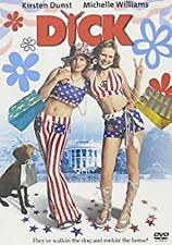 Dick (DVD, 1999) Kirsten Dunst - NEW!!