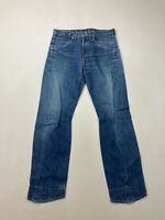 LEVI'S 835 ENGINEERED Jeans - W32 L32 - Blue - Great Condition - Men's