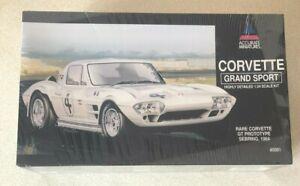 Accurate Miniatures 1/24 Corvette Grand Sport GT Prototype Sebring 1964 *Sealed*