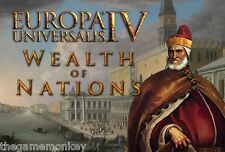 EUROPA UNIVERSALIS IV WEALTH OF NATIONS DLC [PC] Steam key