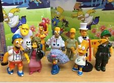 New 10pcs/Lot The Simpsons Action FIgures Homer Simpson NEW
