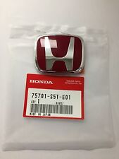 GENUINE HONDA CIVIC TYPE R TAILGATE BADGE 2001-2005
