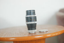 Yvar 75mm F2.8 C mount Lens for Bolex H16, Sony New,Canon,Nikon
