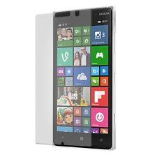 Nokia 830 Lumia - 1x film de protection écran semi rigide + chiffon doux