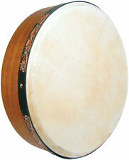 More details for vignoles 16in tuneable bodhran / irish drum. professional quality. at hobgoblin