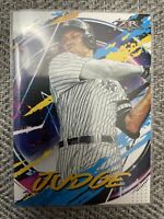 2020 TOPPS FIRE BASEBALL AARON JUDGE NEW YORK YANKEES #33