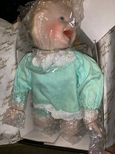 """Jessica"" Porcelain Doll Picture Perfect Baby Girl Doll  Edwin M.Knowles (RP)"