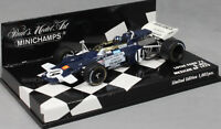 Minichamps Lotus Ford 72 Mexican Grand Prix 1970 Graham Hill 400700014 1/43 NEW