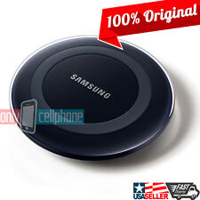 Samsung Galaxy S6 Edge Plus Black Original Wireless Charger Pad