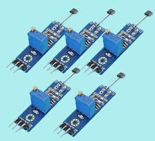 5pcs Hall Element Hall Switch sensor Magnetic for Car MEGA 2560 UNO 1280 D