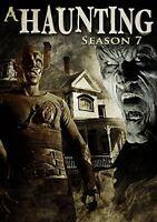 A Haunting Season 7 Series Seven Seventh Region 1 New DVD