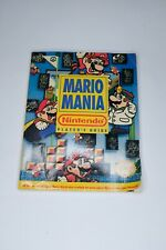 Nintendo Mario Mania Players Guide NES SNES