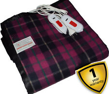 Comfort Electric Under Blanket Double Bed Winter Heating **1 year Warranty**