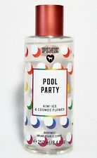 1 VS PINK POOL PARTY - Kiwi Ice & Cosmos Flower Fine Fragrance Body Mist