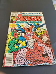 Avengers #161 Good condition