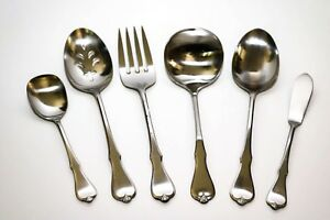 American Freedom 6 PC Serving Set by Oneida ** New **