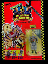 1991 Tyco The Incredible Crash Dummies SPARE TIRE Face Bugs Out On Impact NRFB