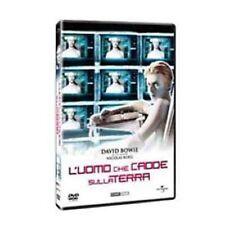 Dvd L'UOMO CHE CADDE SULLA TERRA - (1976) ** David Bowie **  ......NUOVO