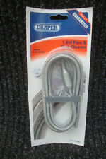 DRAPER 68872 1.8METRE SINK DRAIN & PIPE CLEANER WIRE CABLE