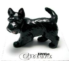"Little Critterz - Lc957 - Scottish Terrier ""Skye"" (Buy 5 get 6th free!)"