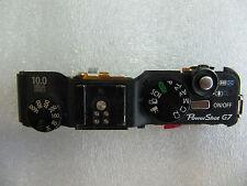 Canon PowerShot G7 TOP COVER ORIGINAL REPAIR PART,