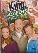 DVD The King of Queens Season 2, 4 DVD Komödie TV-Serien Doug OVP Neu Folie