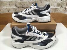 Vintage 1990 S Adidas Focal Baskets UK 7 US 7.5 Eu40.7 Chaussures De Course Zx OG Entièrement neuf dans sa boîte
