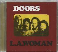 THE DOORS  -  L.A. WOMAN.   /   40TH ANNIVERSARY MIXES EDITION , 2 BONUS TRACKS.